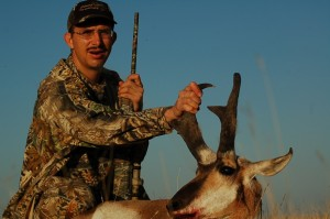 antelope hunts in New Mexico