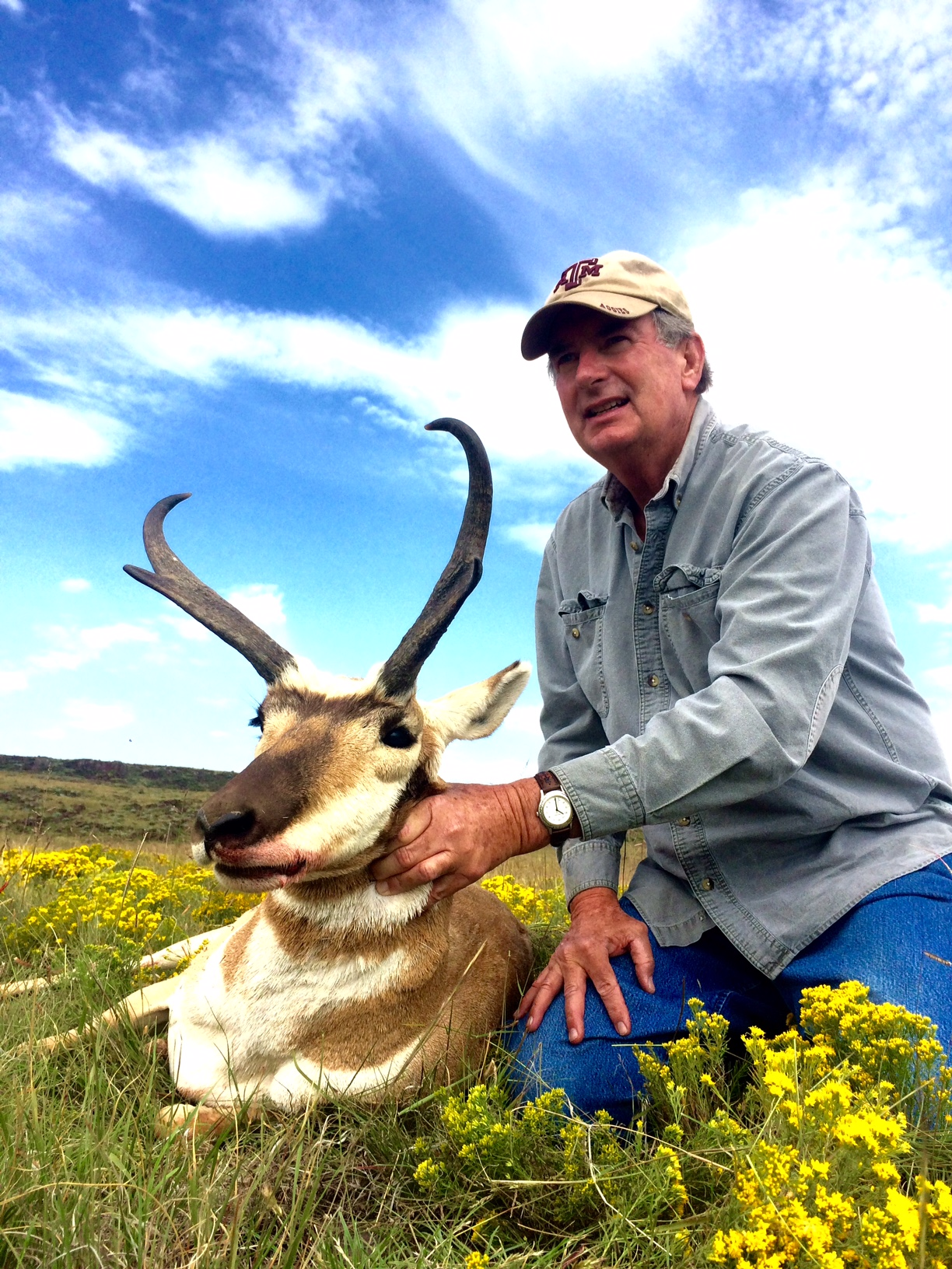 2017 Pronghorn Hunt with JACO Outfitters, LLC